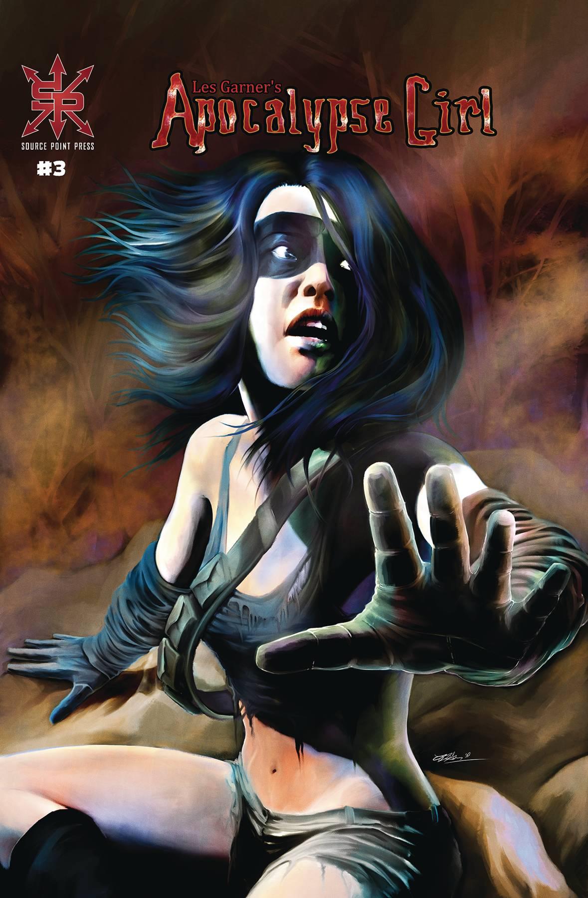 Apocalypse Girl #3 (2020)