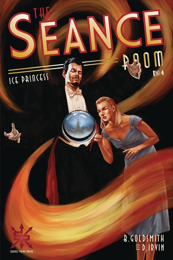 The Seance Room #4 (2020)