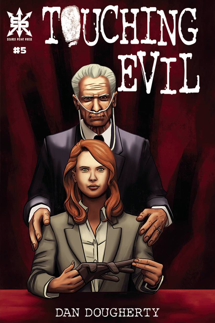 Touching Evil #5 (2020)