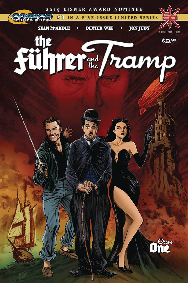 The Fuhrer and the Tramp #1 (2020)