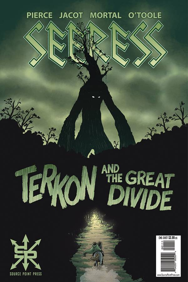 Seeress: Terkon and the Great Divide #1 (2020)