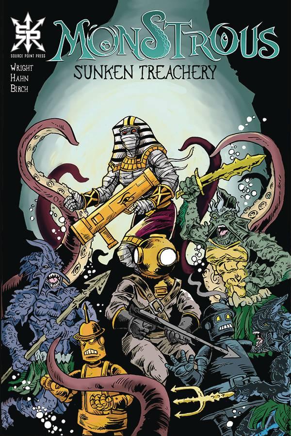 Monstrous: Sunken Treachery #1 (2020)