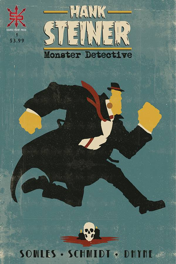 Hank Steiner: Monster Detective #1 (2020)