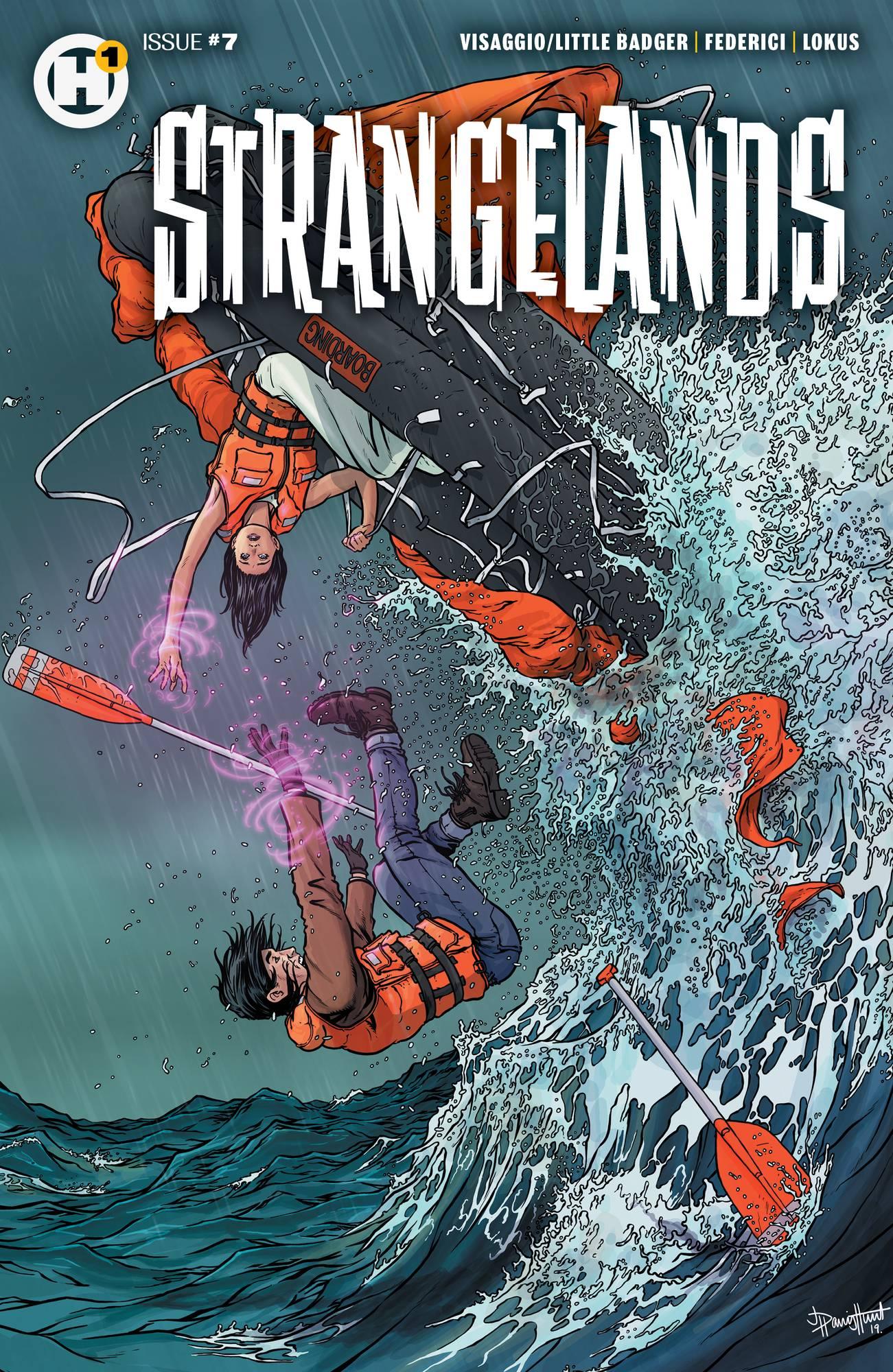 Strangelands #7 (2020)