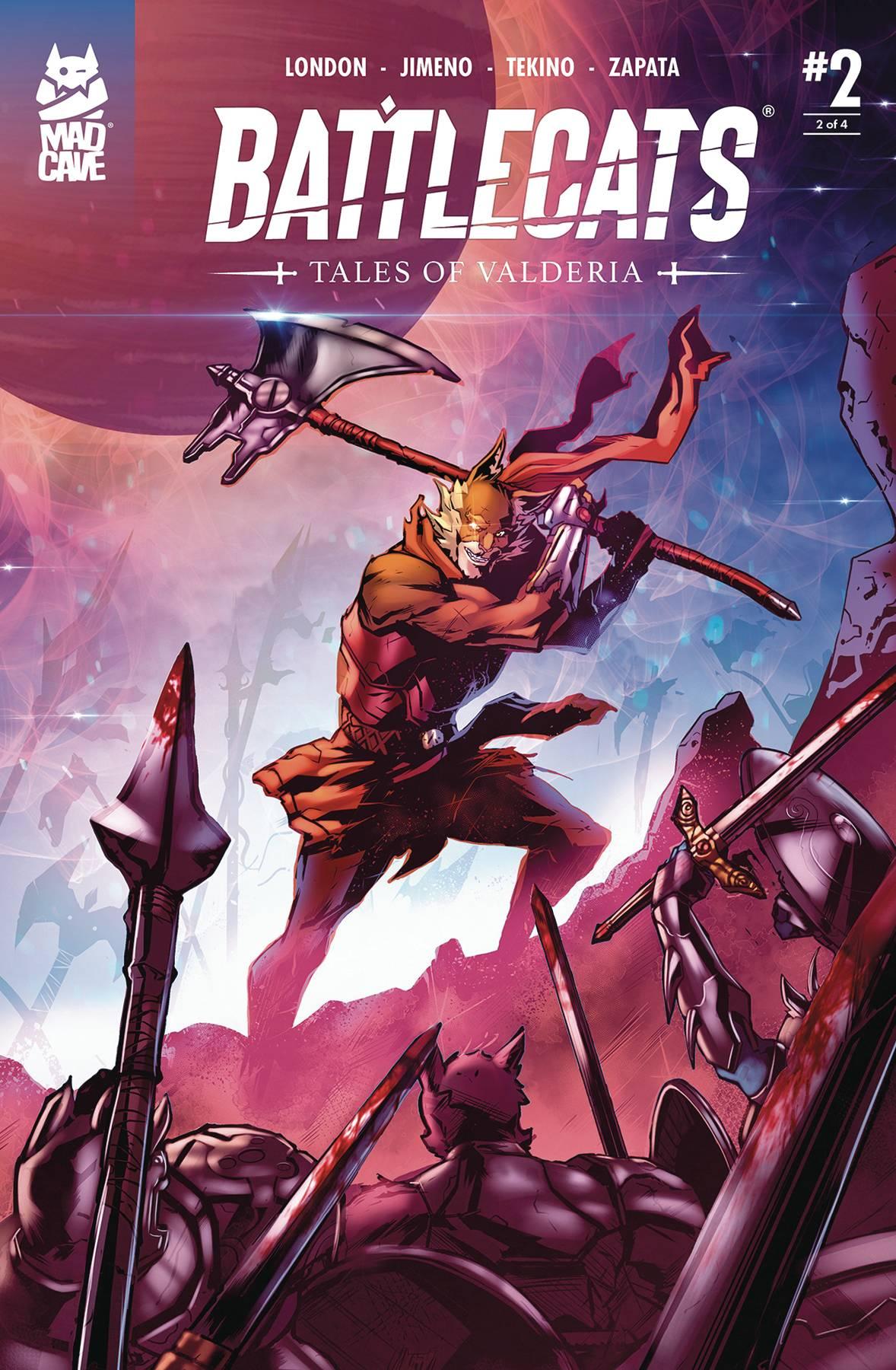 Battlecats: Tales Of Valderia #2 (2020)