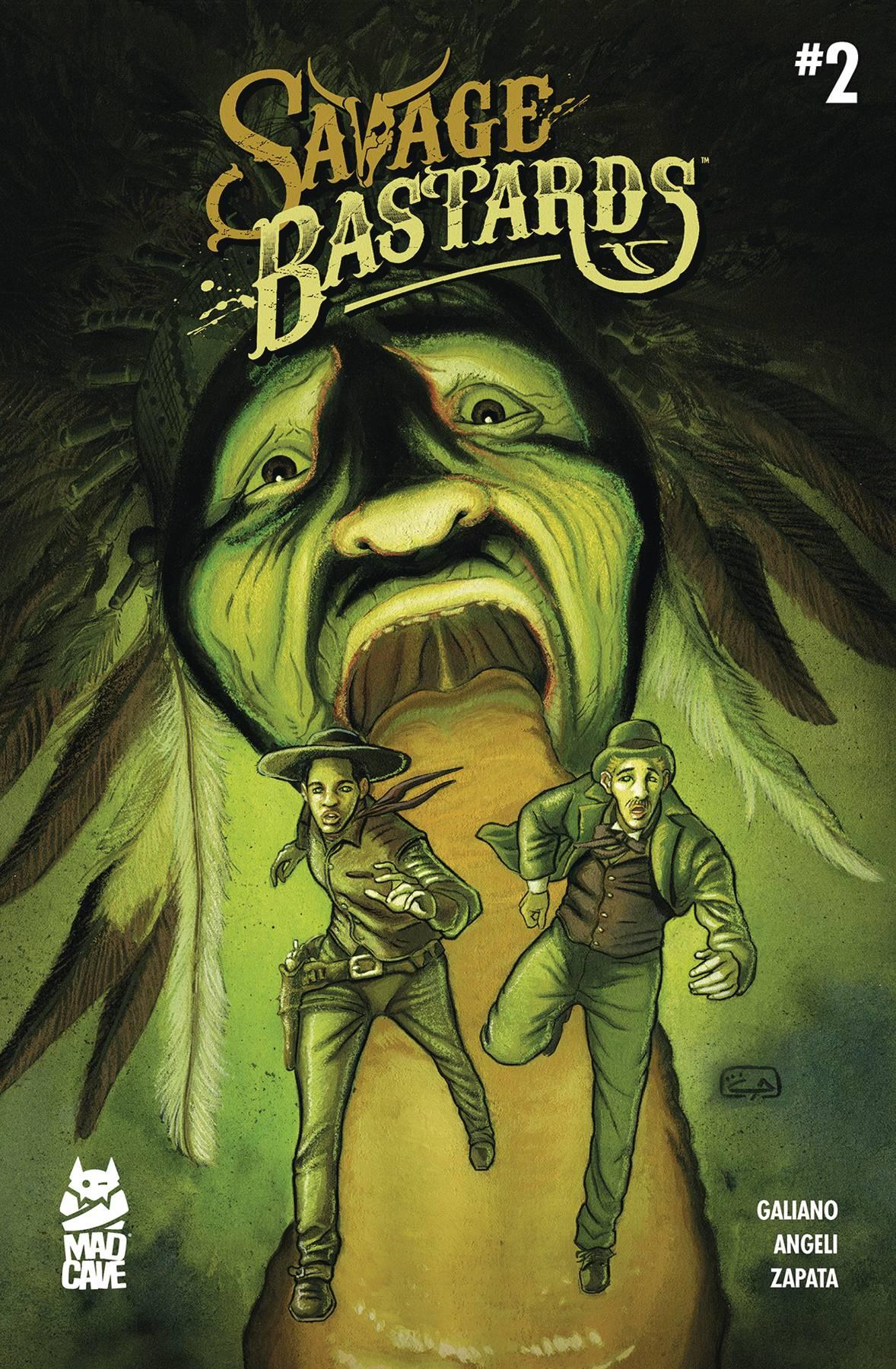 Savage Bastards #2 (2020)