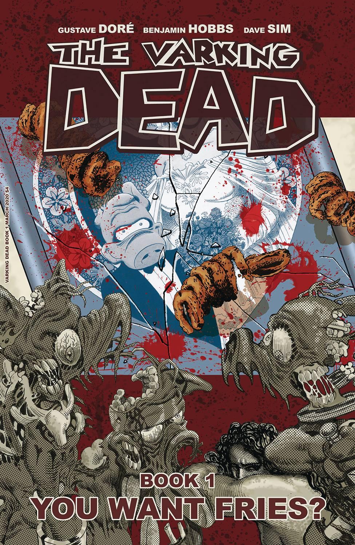 The Varking Dead #1 (2020)