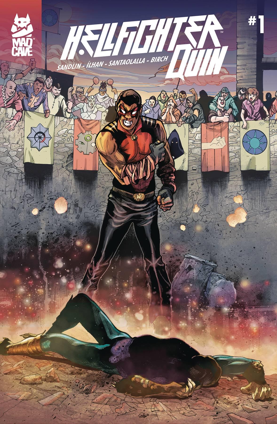 Hellfighter Quin #1 (2020)