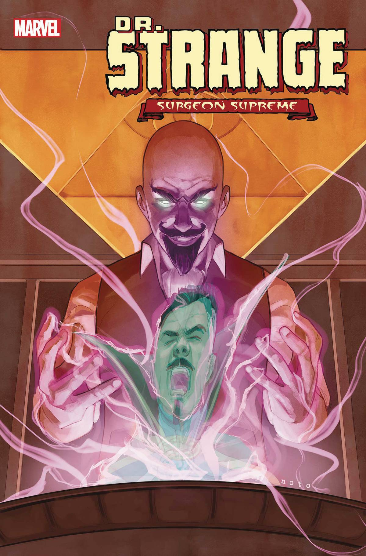 Dr. Strange: Surgeon Supreme #4 (2020)