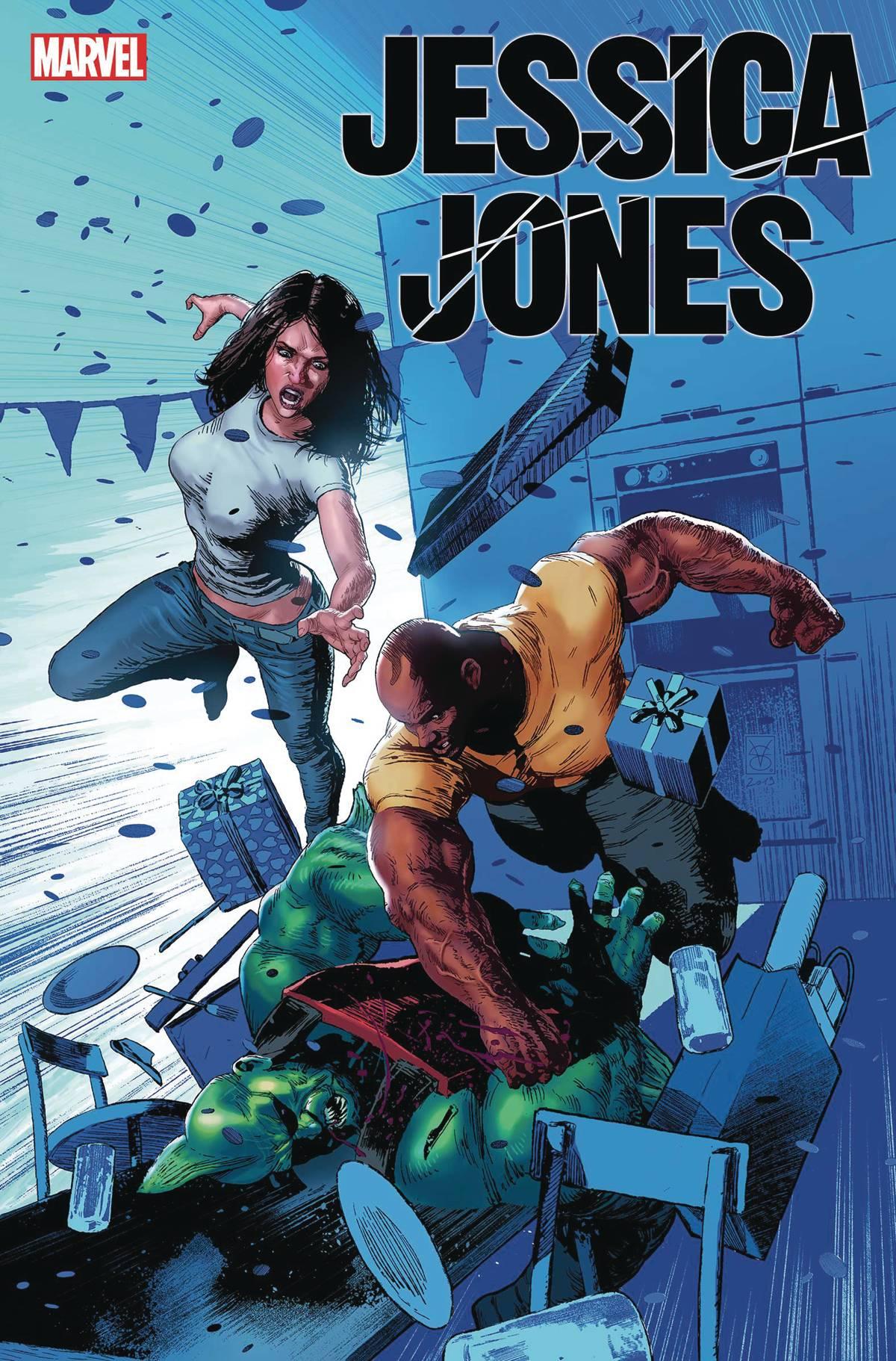 Jessica Jones: Blind Spot #6 (2020)