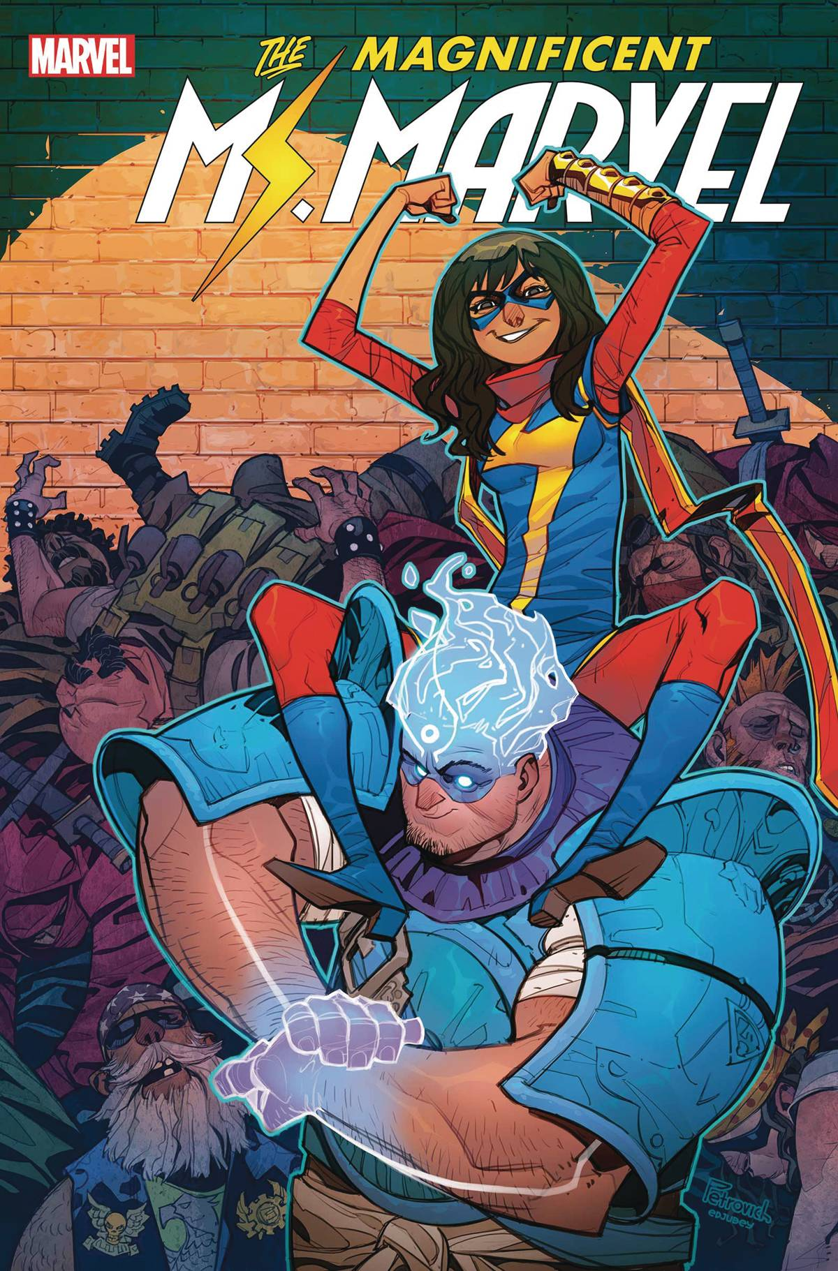 The Magnificent Ms. Marvel #13 (2020)