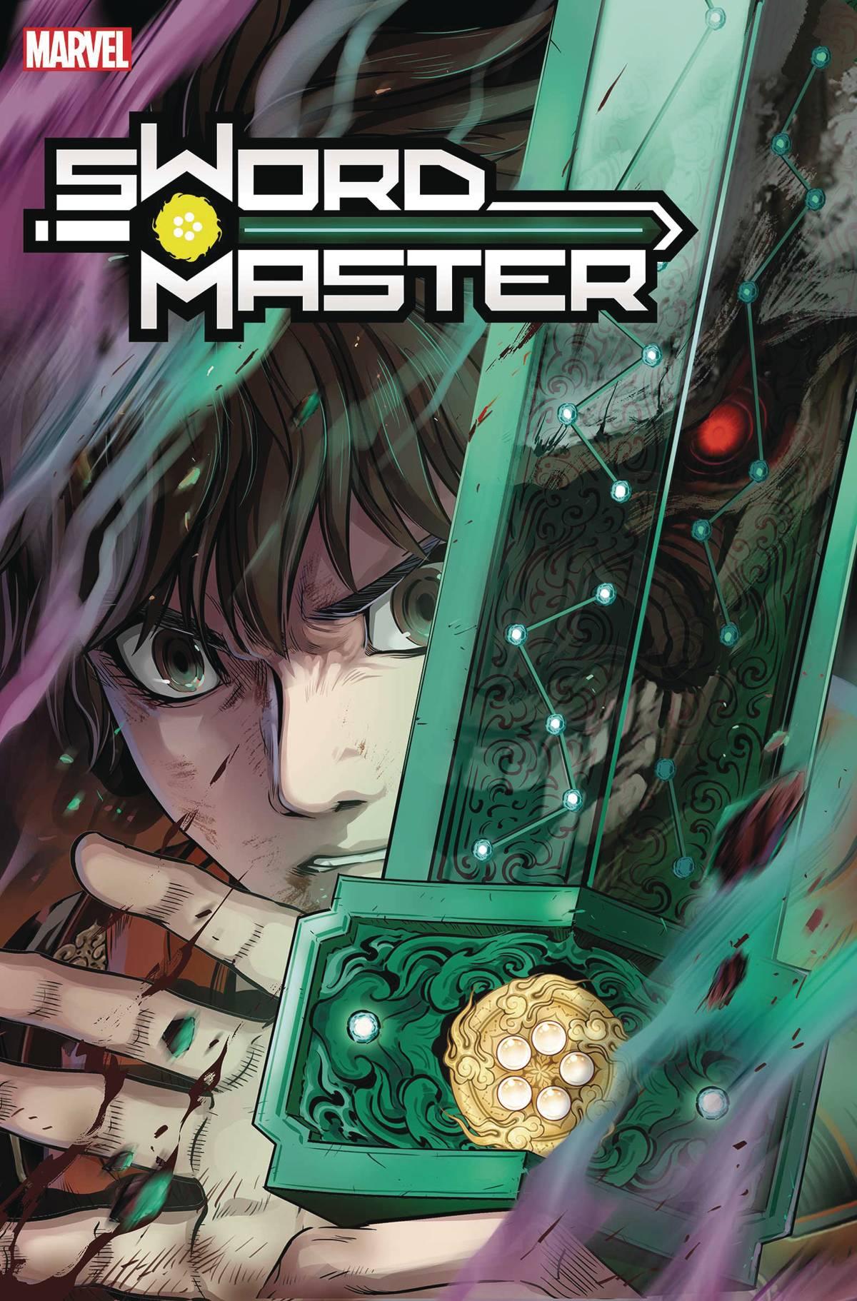 Sword Master #9 (2020)
