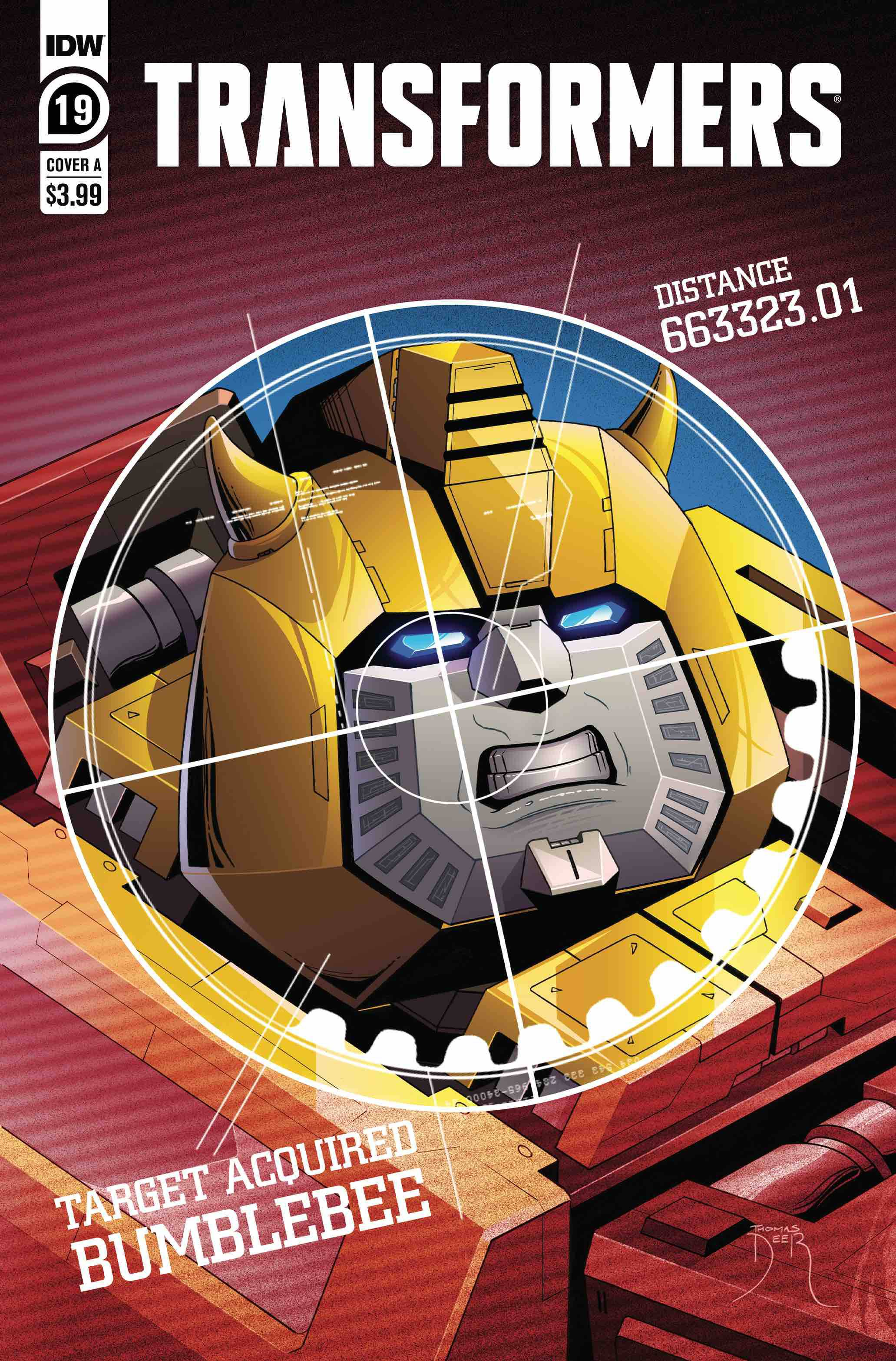 Transformers #19 (2020)