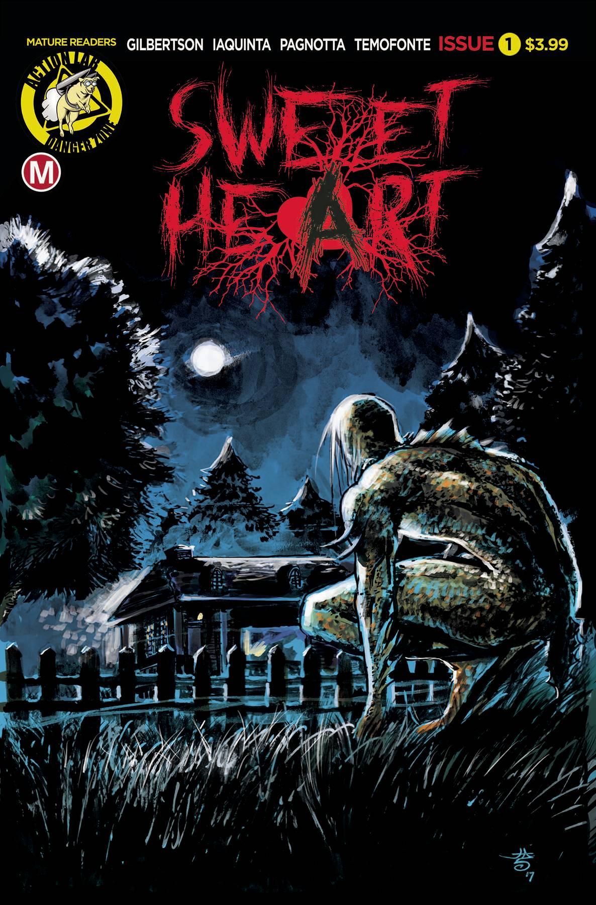 Sweet Heart #1 (2020)