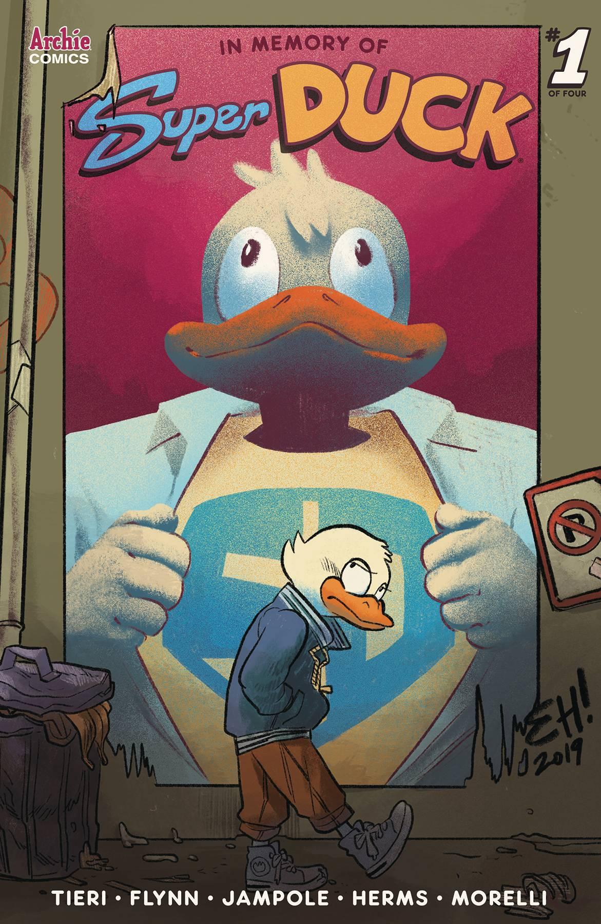 Super Duck #1 (2020)