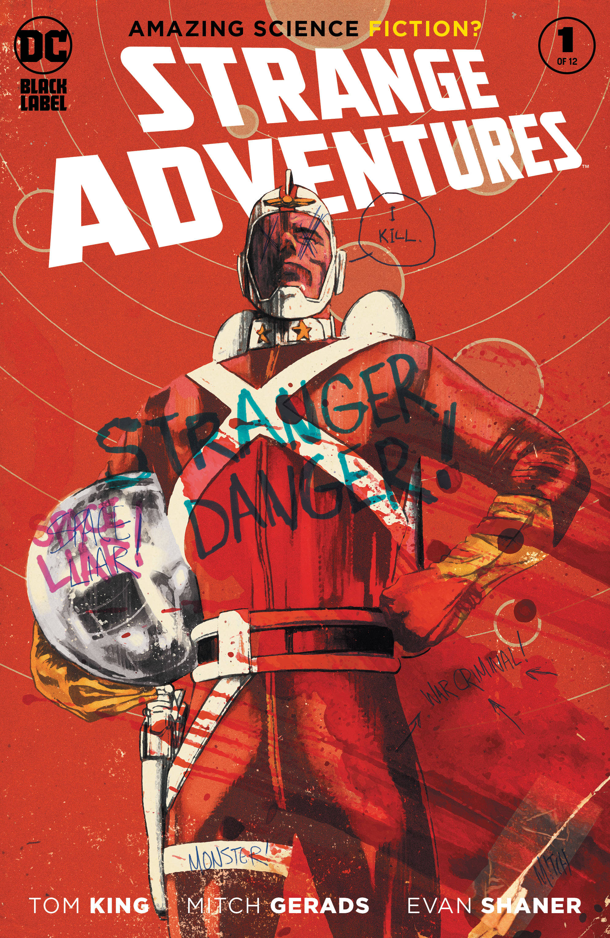 Strange Adventures #1 (2020)