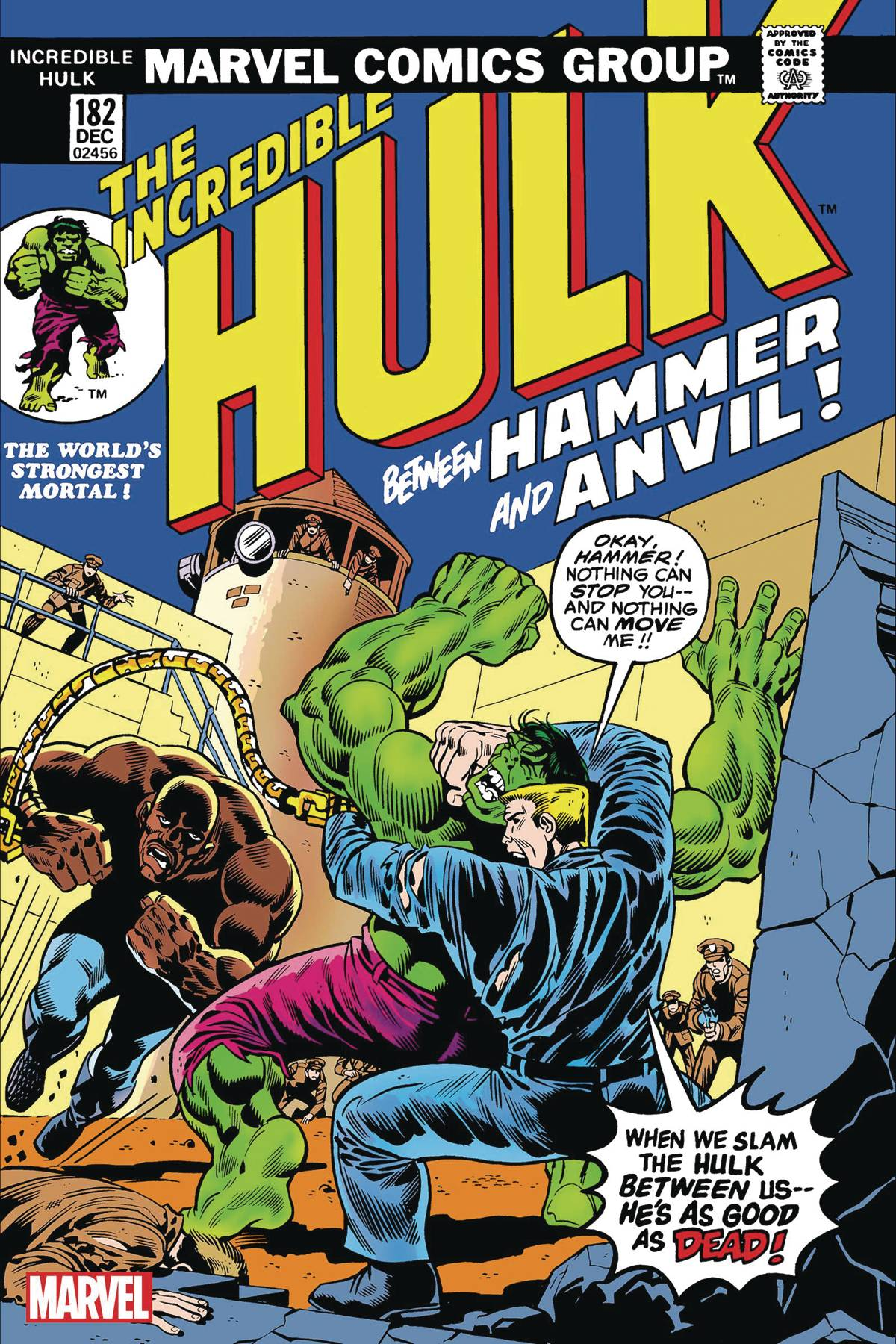 The Incredible Hulk #182 (2020)