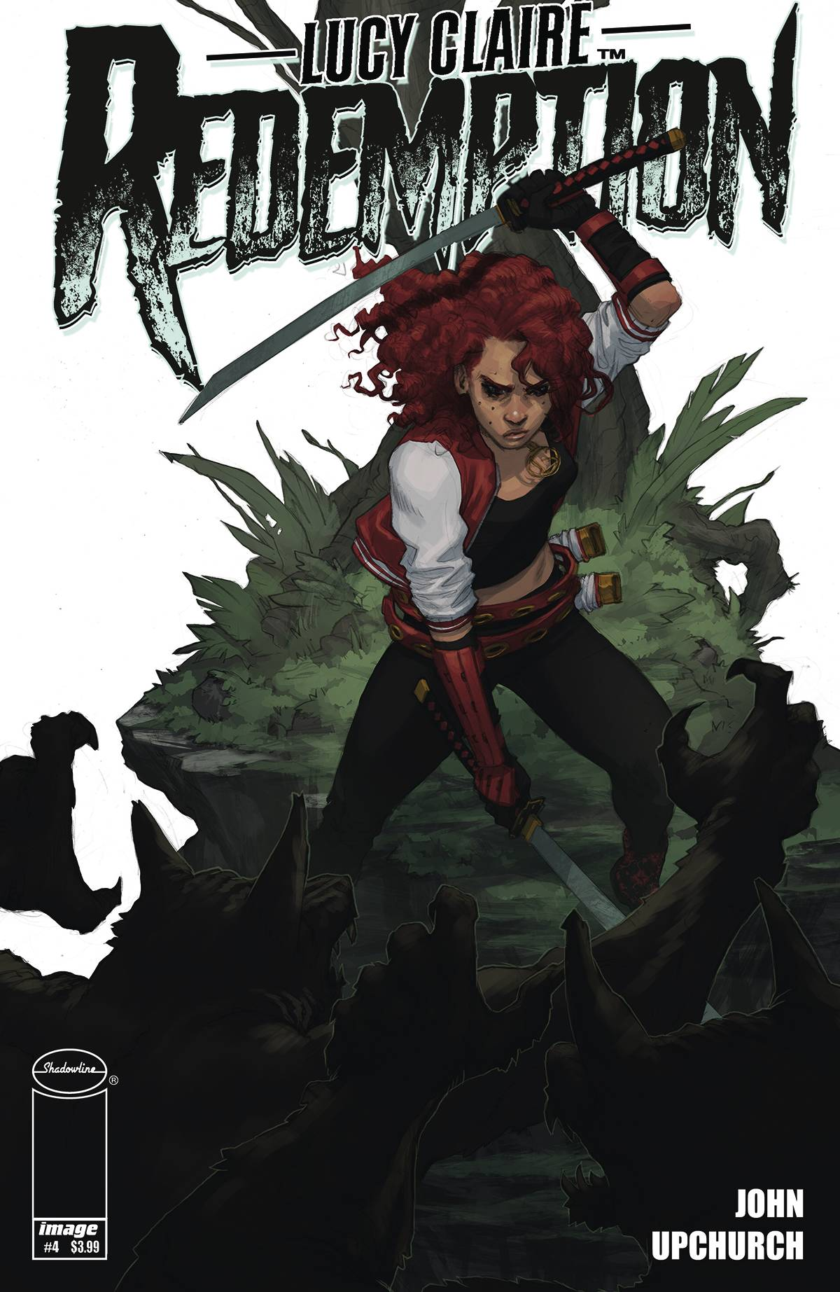 Lucy Claire: Redemption #4 (2020)