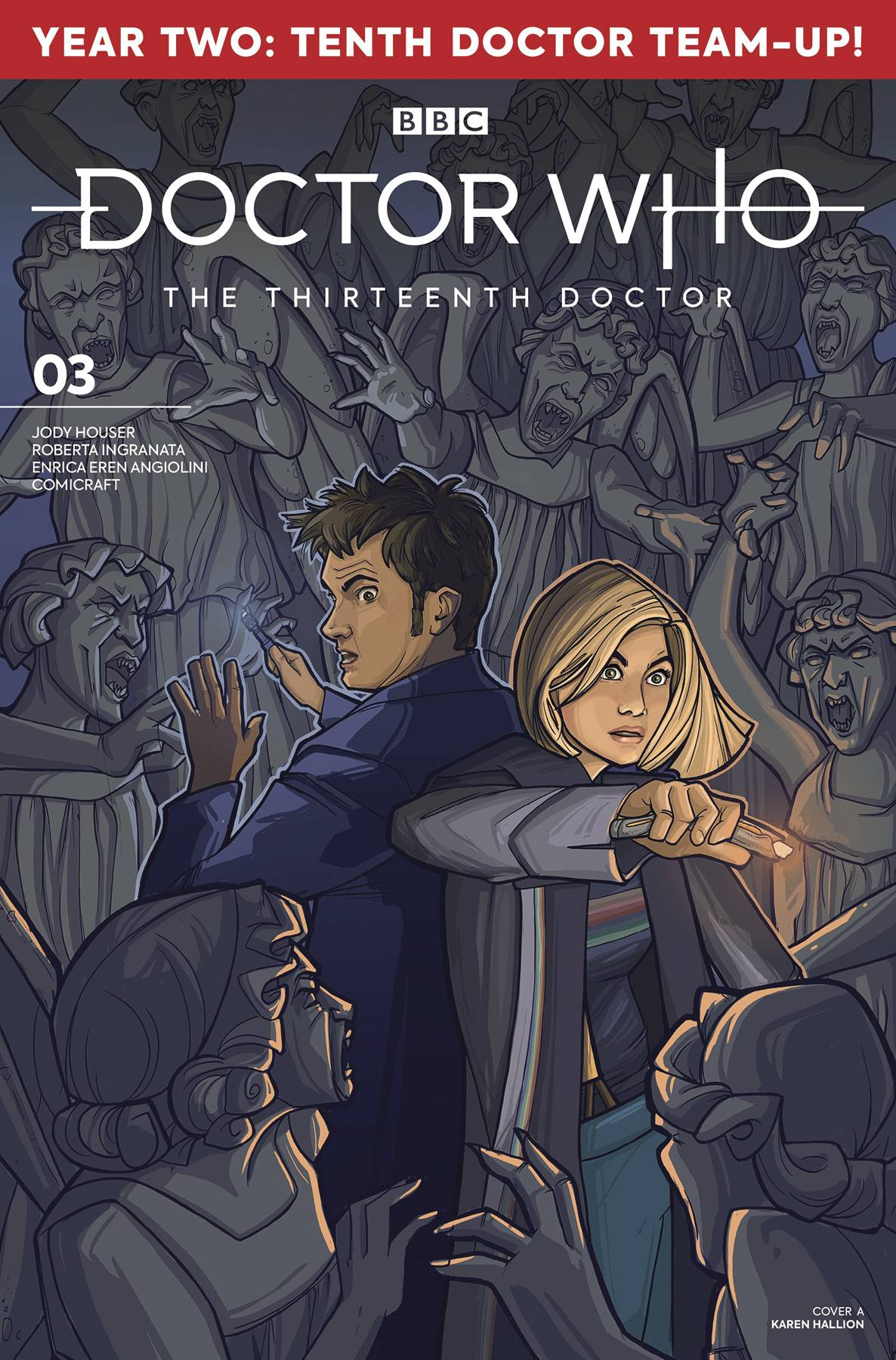 Doctor Who: The 13th Doctor - Season Two #3 (2020)