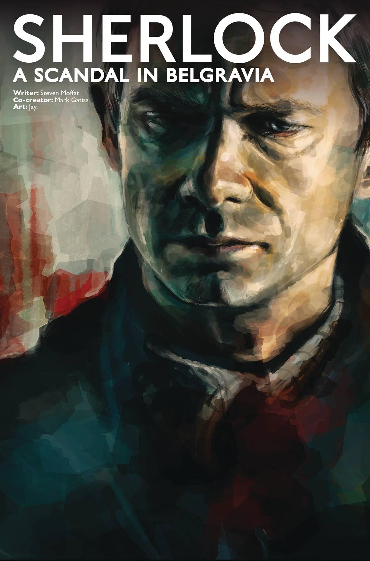 Sherlock: A Scandal In Belgravia #4 (2020)