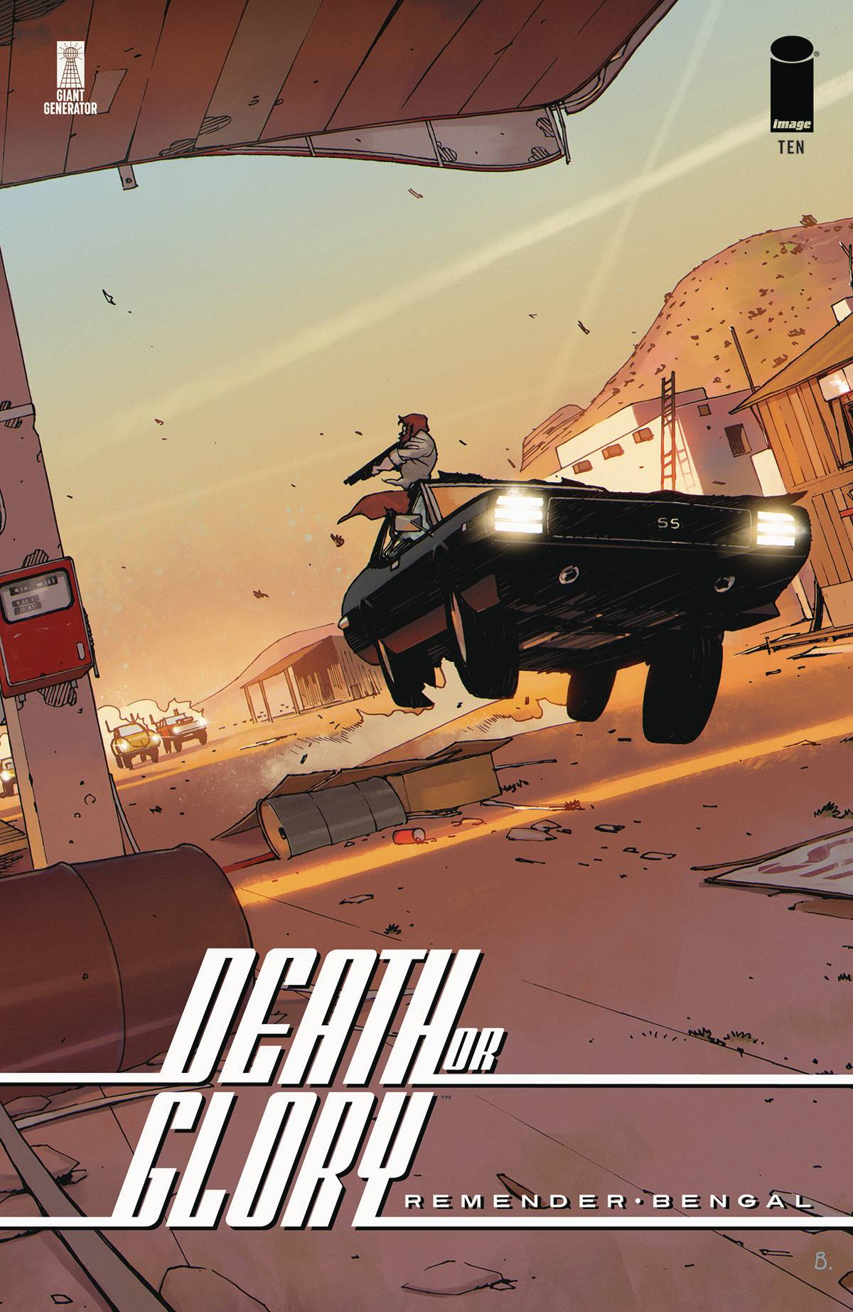 Death or Glory #10 (2020)