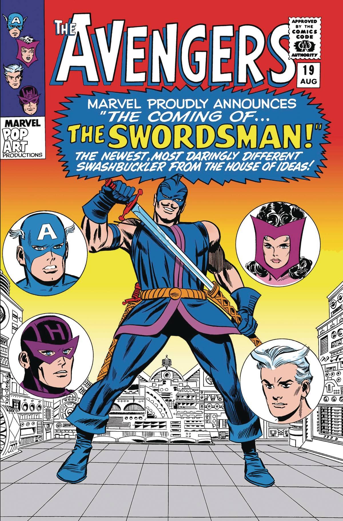 True Believers: Empyre - Swordsman #1 (2020)