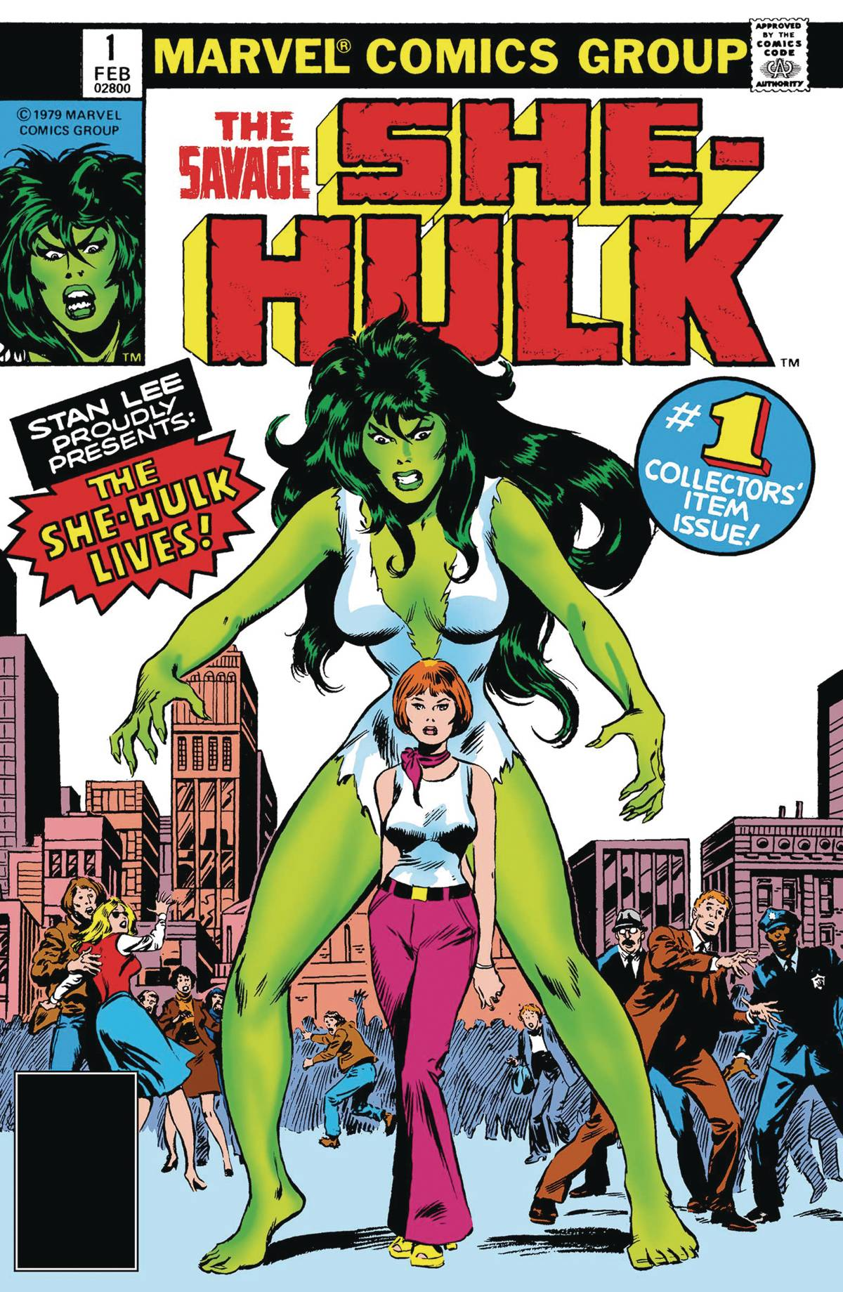 True Believers: Empyre - She-hulk #1 (2020)