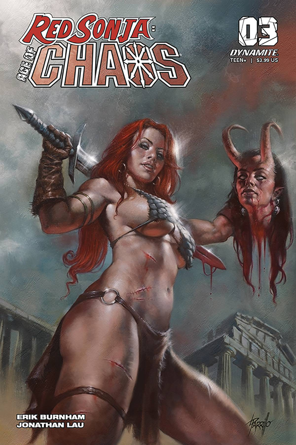 Red Sonja: Age Of Chaos #3 (2020)