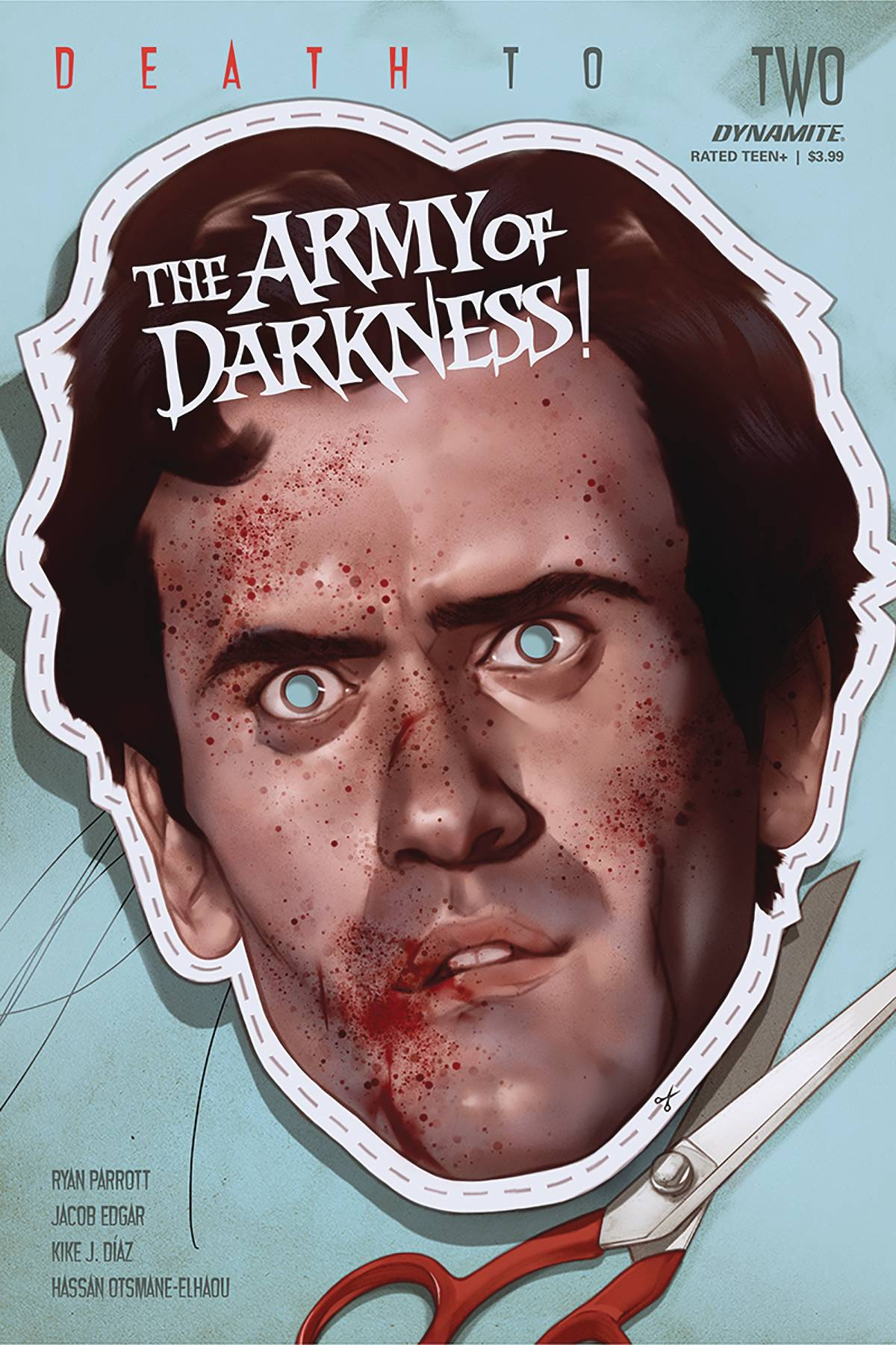 Death to the Army Of Darkness #2 (2020)