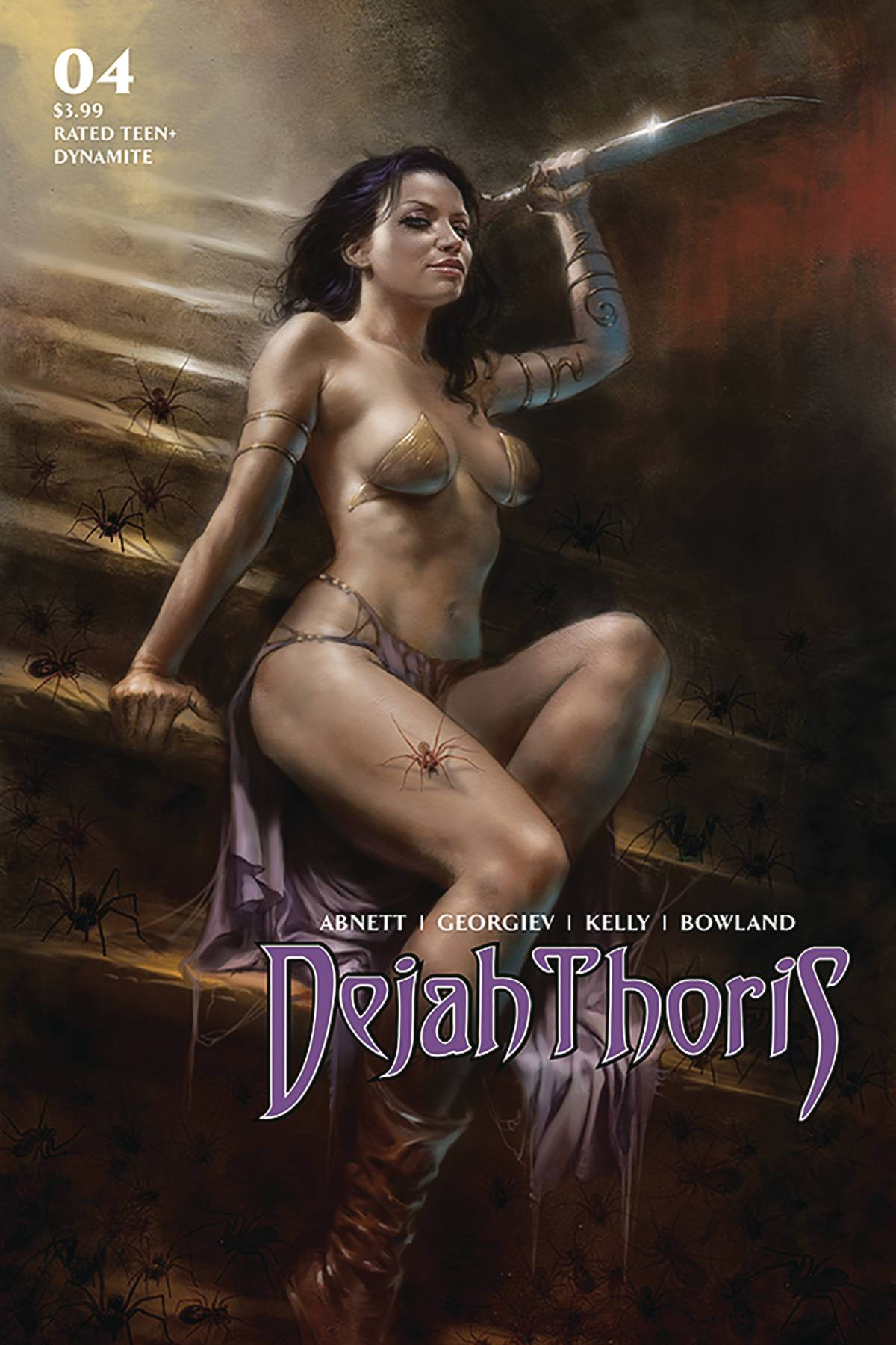 Dejah Thoris #4 (2020)