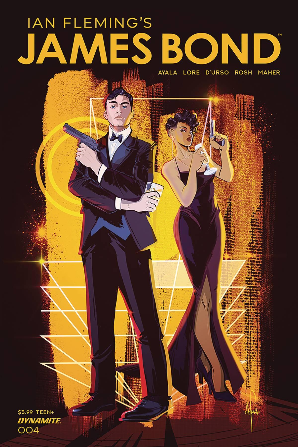 James Bond #4 (2020)