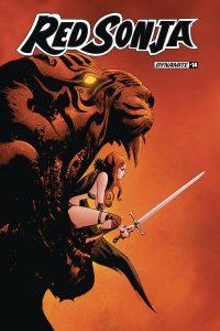 Red Sonja #14 (2020)