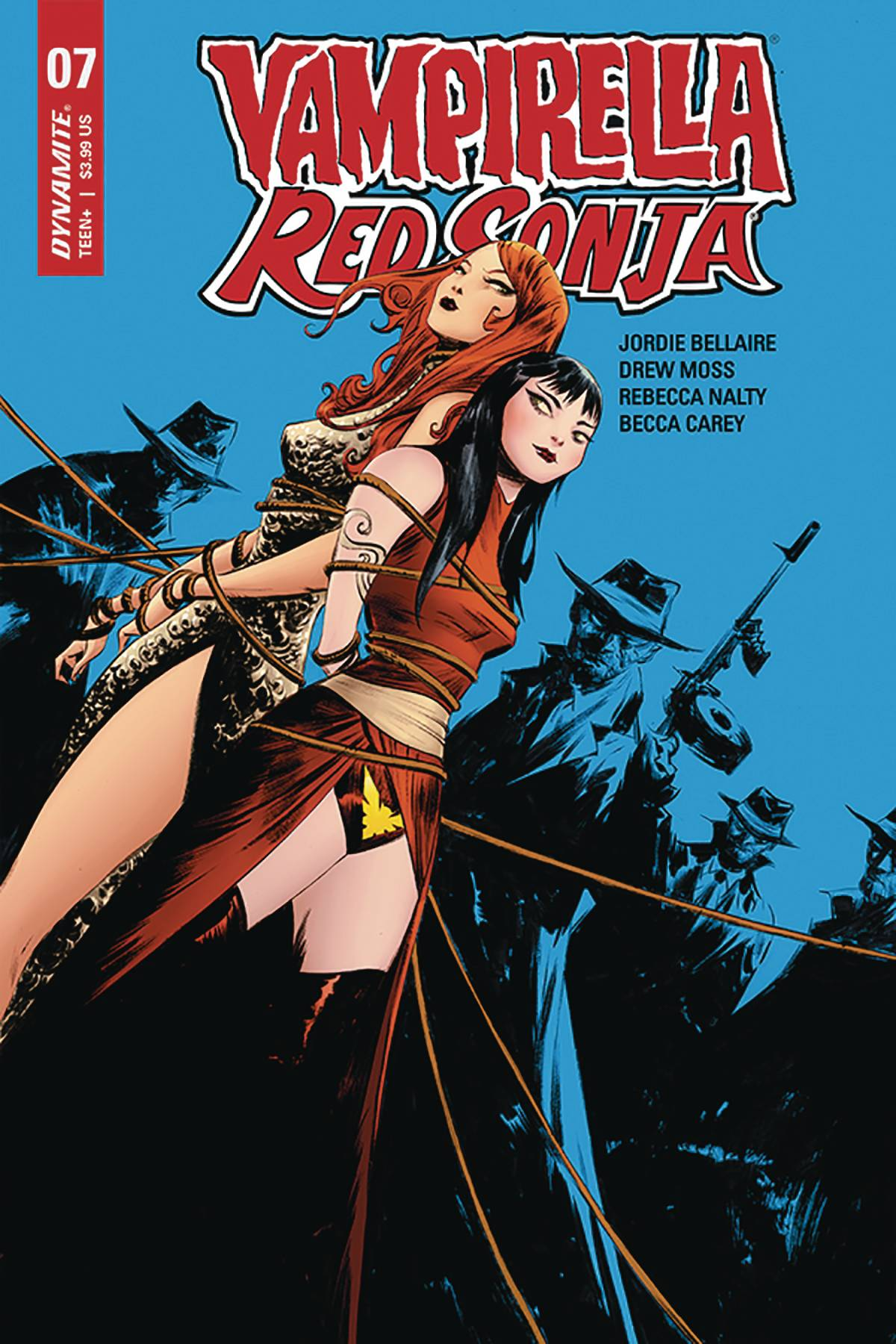 Red Sonja / Vampirella #7 (2020)