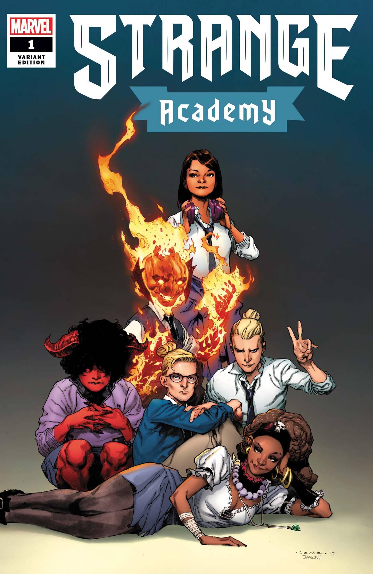 Strange Academy #1 (2020)