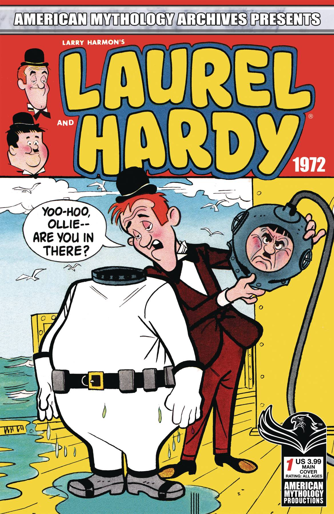 Am Archives Laurel And Hardy (1972) #1