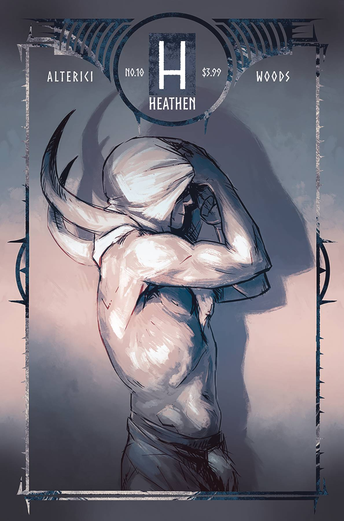 Heathen #10 (2020)