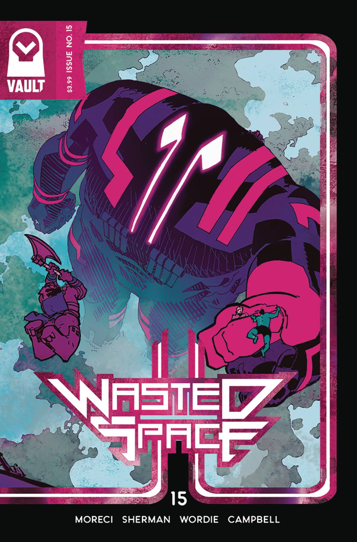 Wasted Space #15 (2020)