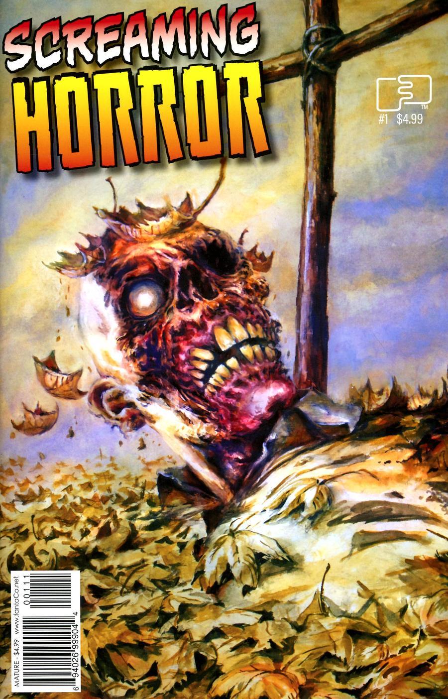 Screaming Horror #1 (2020)