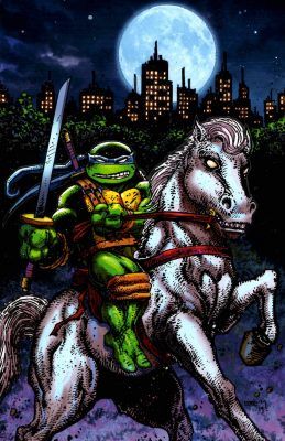 Teenage Mutant Ninja Turtles #99 (2019)