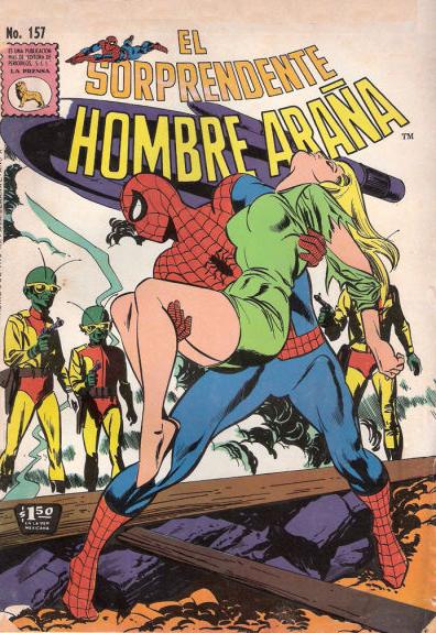 El Sorprendente Hombre Araña #157 (1973)