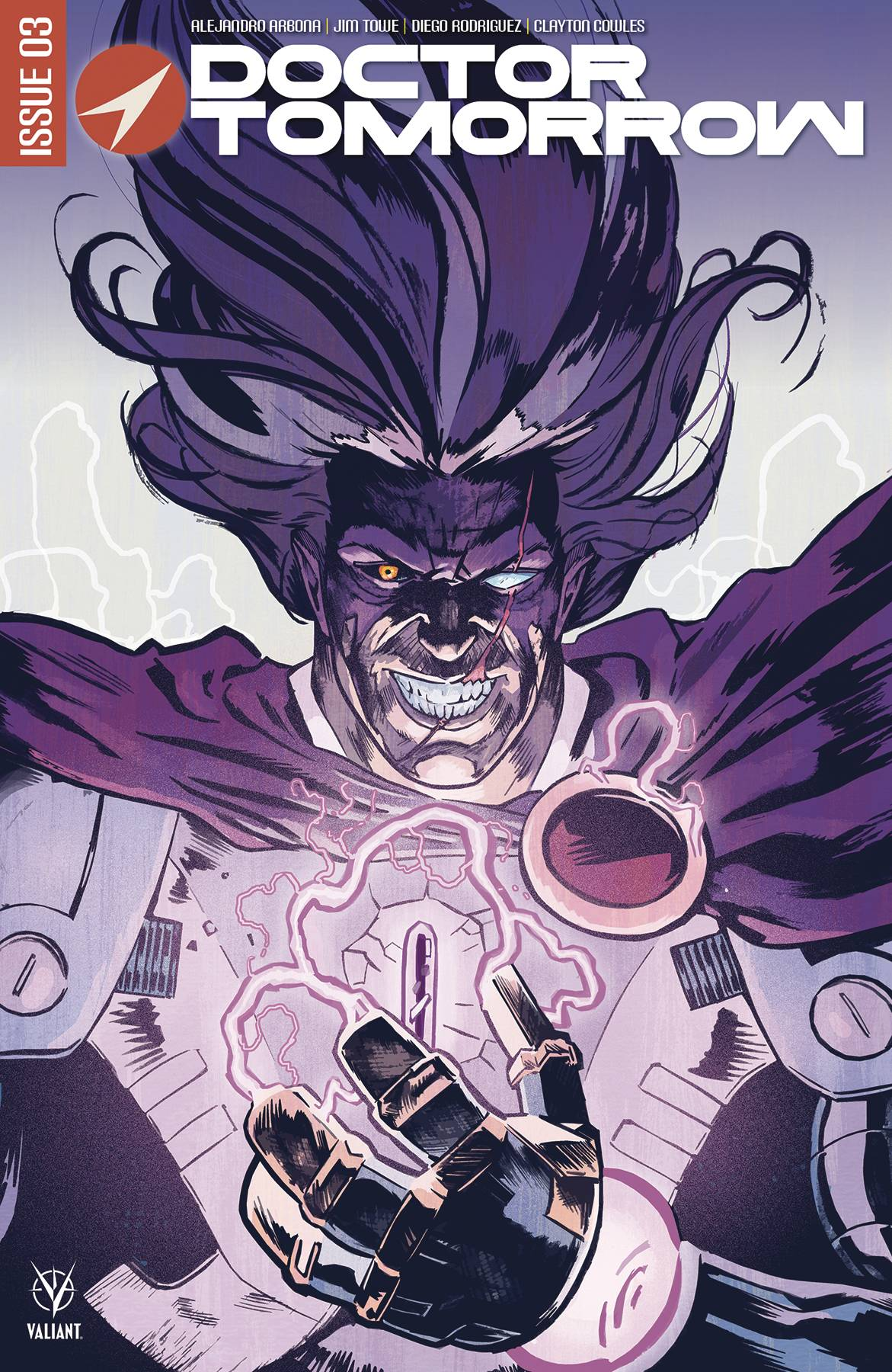 Doctor Tomorrow #3 (2020)