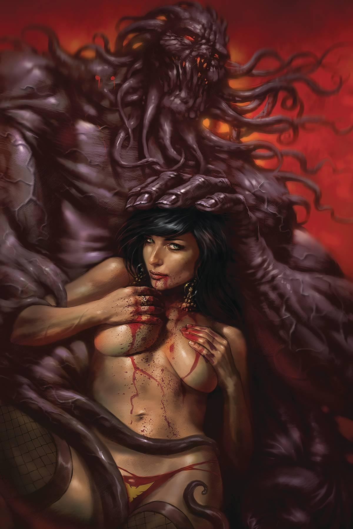 Vampirella #10 (2020)