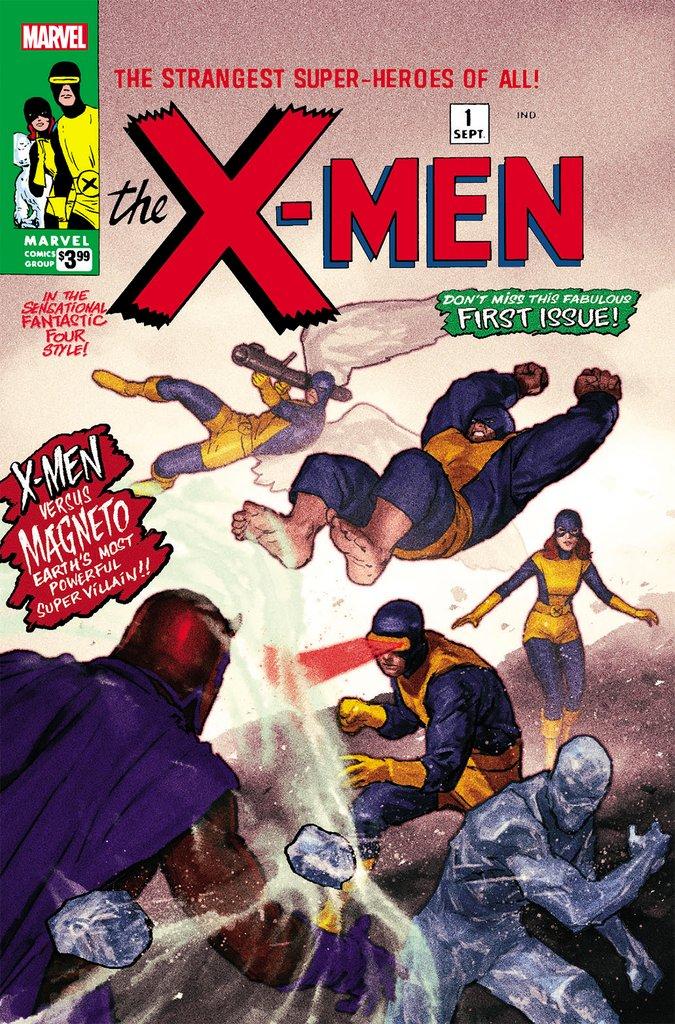 The Uncanny X-Men #1 (1963)