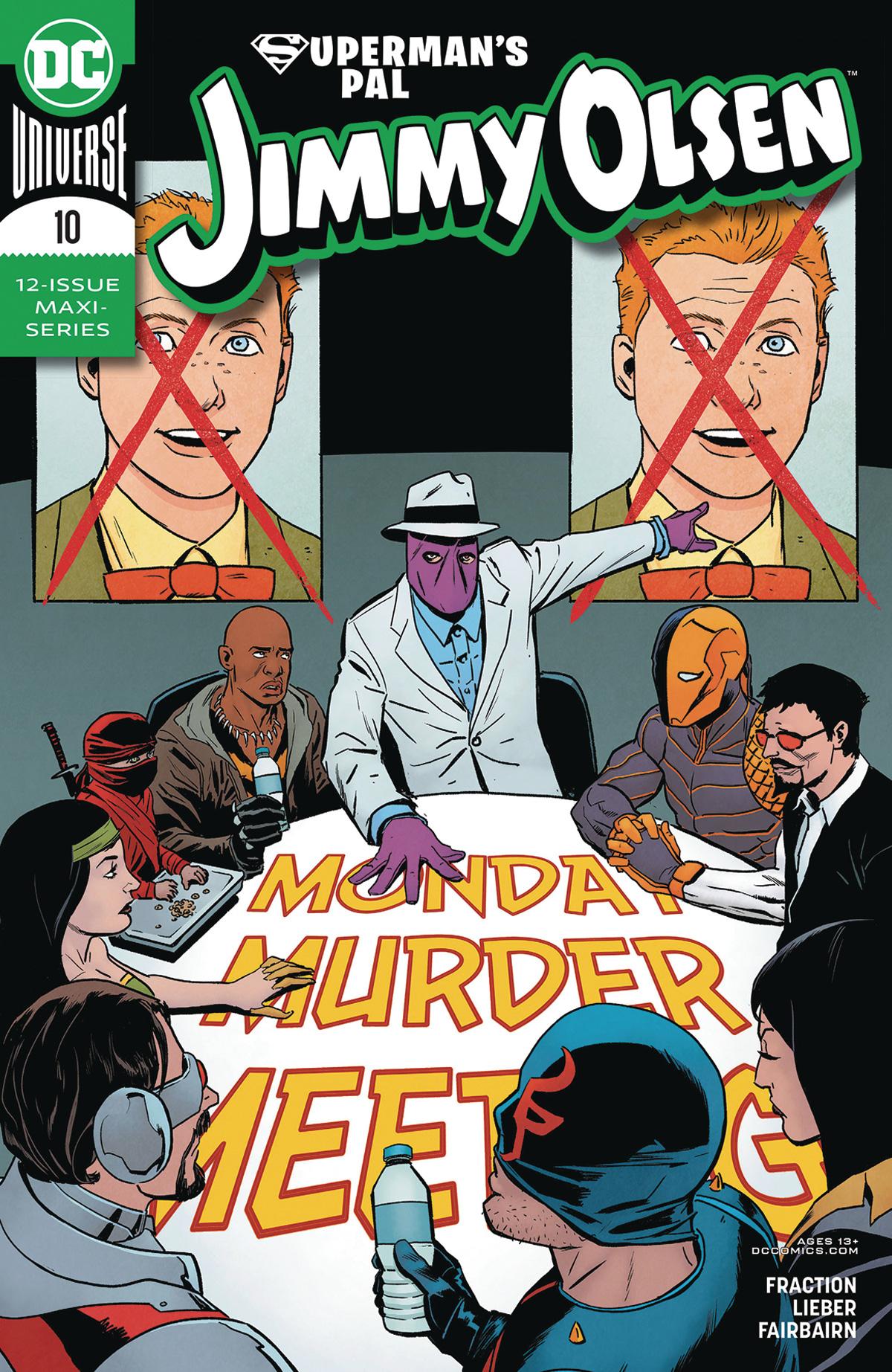 Superman's Pal, Jimmy Olsen #10 (2020)