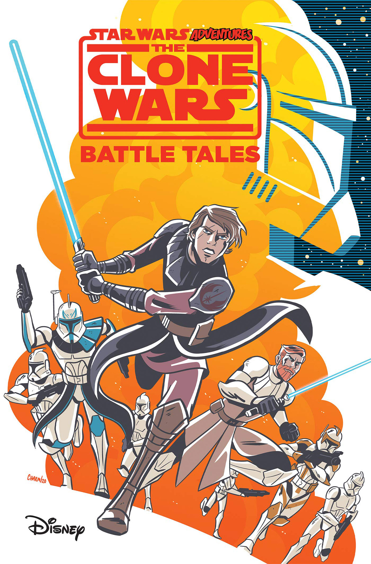 Star Wars Adventures: Clone Wars #1
