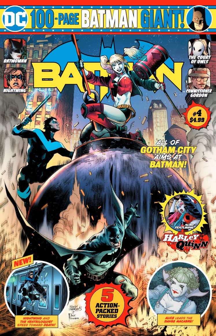 Batman 100-Page Giant #4 (2020)