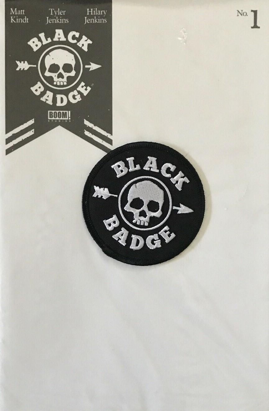 Black Badge #1 (2018)