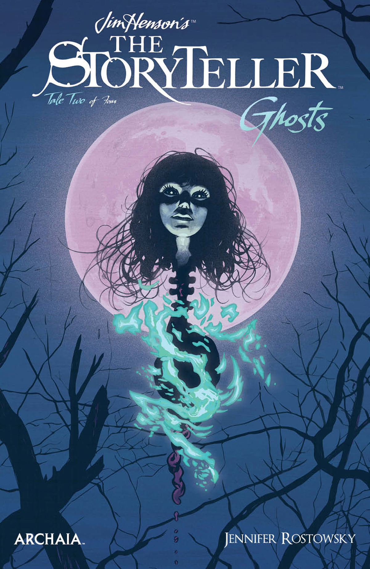 Jim Henson's Storyteller: Ghosts #2 (2020)