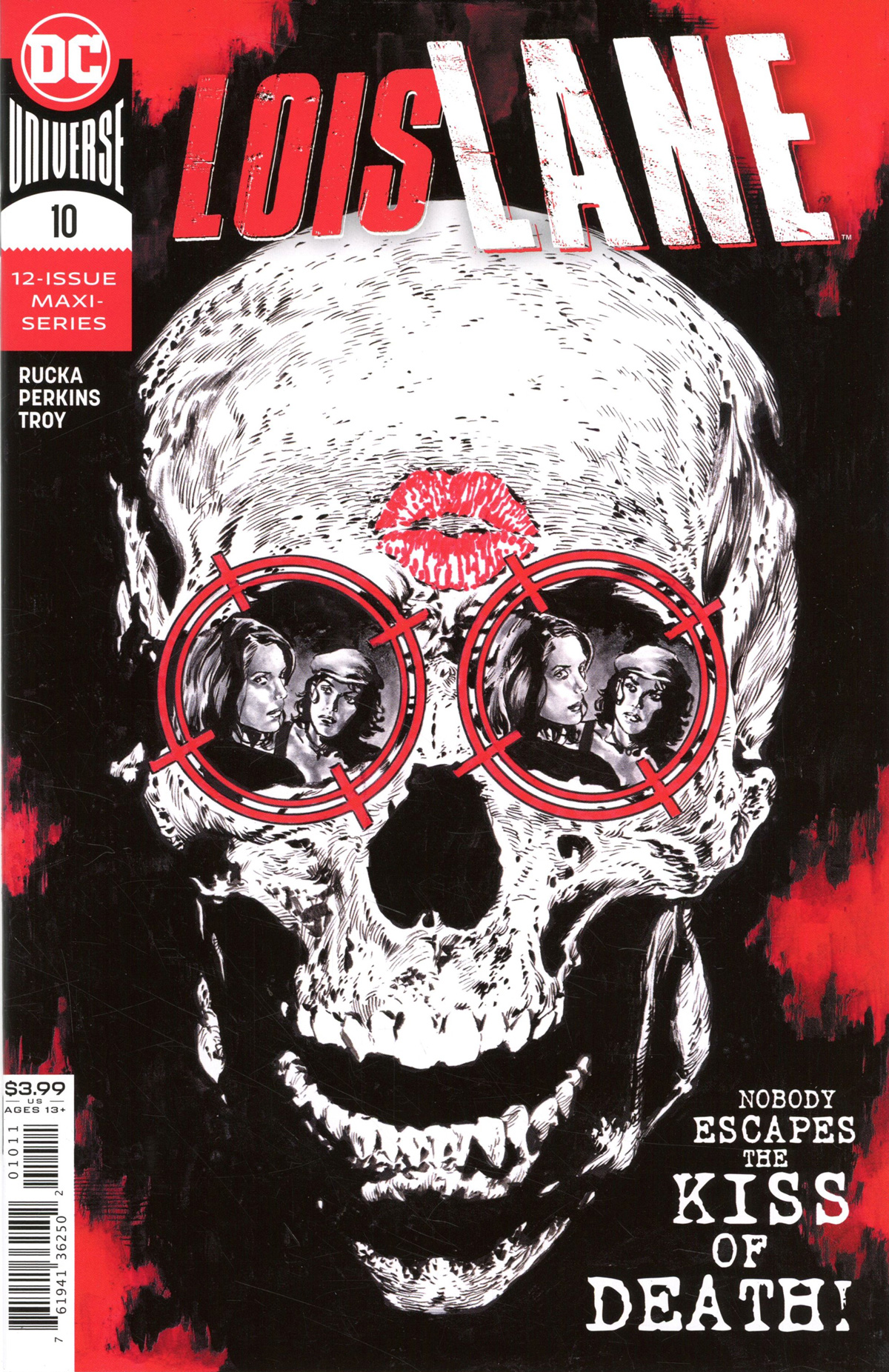 Lois Lane #10 (2020)