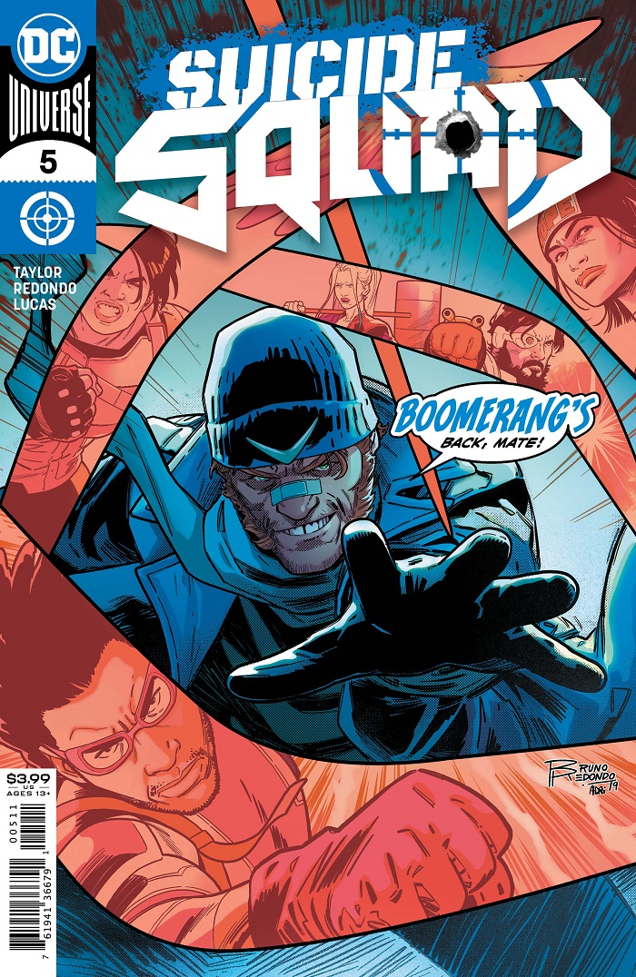 Suicide Squad #5 (2020)